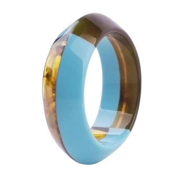 Designer de jóias pulseiras de resina pringting smog correspondência de cores pulseiras clássico simples para as mulheres hot fashion frete grátis