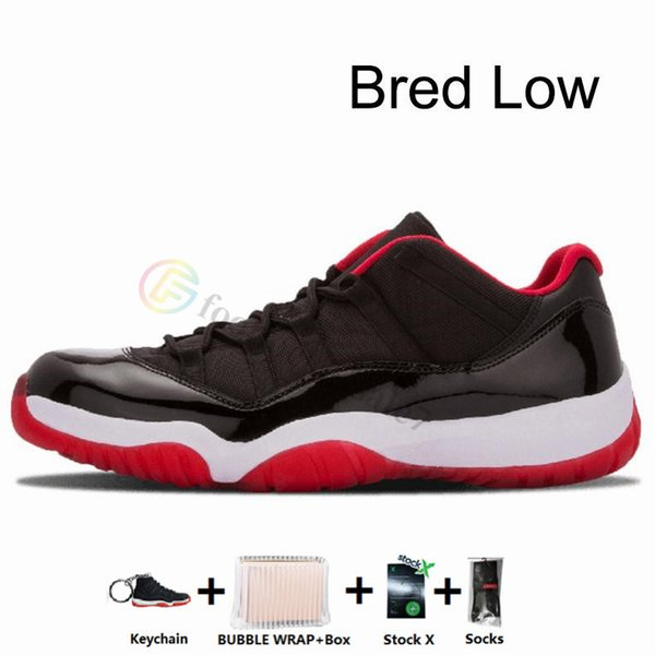11s-Bred Low