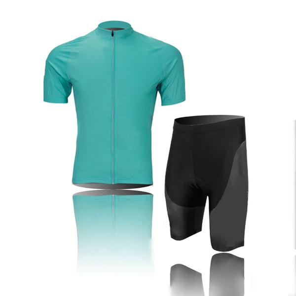 Se puede personalizar LOGO 2019 Nuevo traje de bicicleta de manga corta, camisetas de ciclismo profesionales para Hombres, ropa de bicicleta, Jersey de ciclismo # 1972406