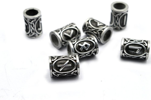 24pcs Antique silver