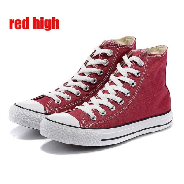 red high