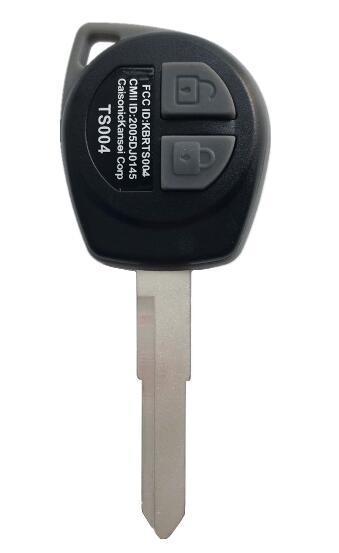 Guscio chiave dell'automobile di alta qualità per Suzuki Swift chiave dell'automobile Shell di ricambio Shell Remote Control spedizione gratuita