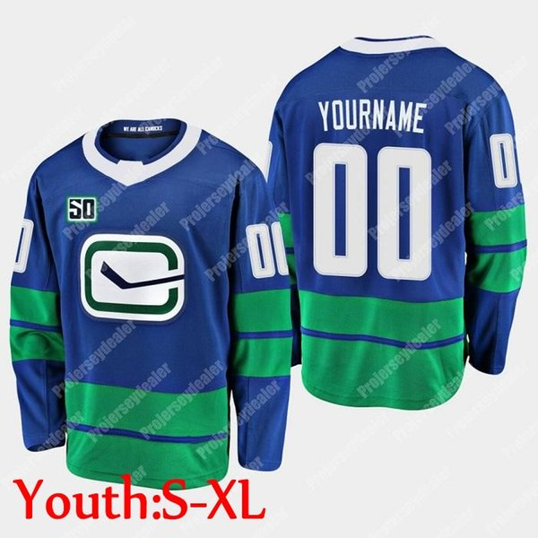 Синий 1 Молодежный S-XL