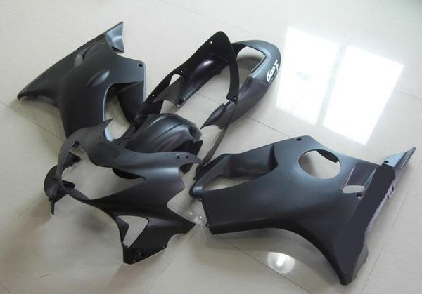 New Injection molding ABS Fairing Set for HONDA CBR600F4 99-00 CBR 600 F4 FS CBR600FS CBR 600F4 F4 99 00 1999 2000 Cool style matte black