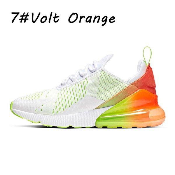 7 Volt Orange
