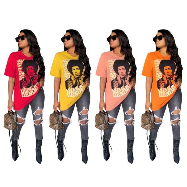Летняя футболка с коротким рукавом свободная женская футболка топы повседневная женская верхняя одежда пуловер с коротким рукавом для дам хлопка с коротким рукавом klw0642