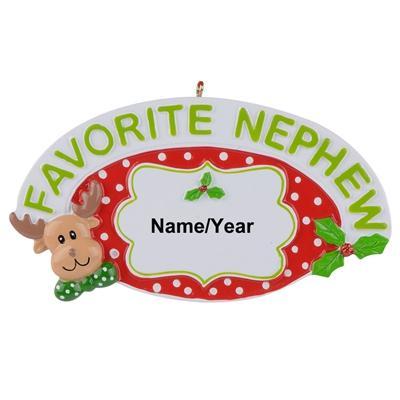 Favorite Nephew