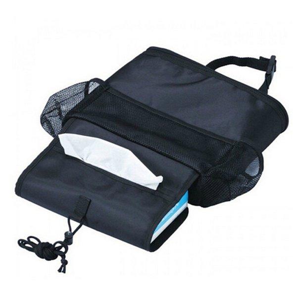 Многофункциональный хранения Дорожная сумка Висячие Организатор Cooler Изолированная детская коляска Карманы Автокресло рукавица для путешествий автомобилей Назад