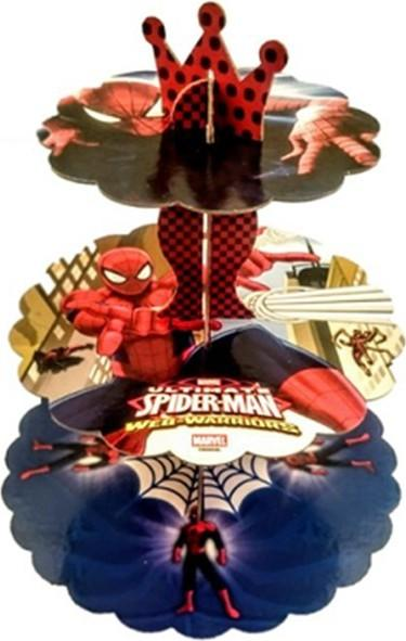 top popular Partypark Spider-Man Cake Stand Ship from Turkey HB-000646998 2019