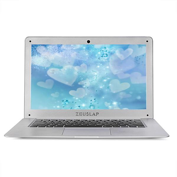 ZEUSLAP 14inch 8gb ram 128gb ssd Intel Pentium win10 1920X1080P FHD cheap Notebook Computer pc Netbook Laptop