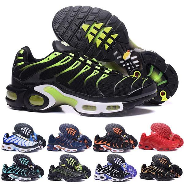 Air Schuhe Herren Tns Sneakers Größe Ultra De Max White Sports Nike Trainer Chaussures Zapatillas Breathable Plus Großhandel 40 Utility TN Off Flyknit uiOXZTwPk