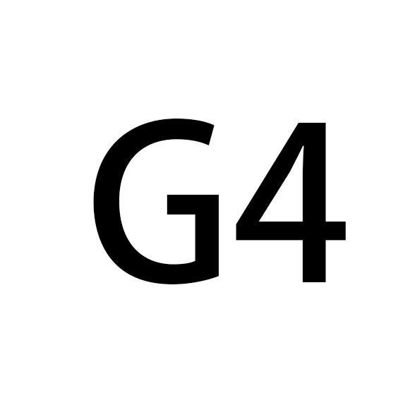 3.8CM الذهب G الإبزيم 124