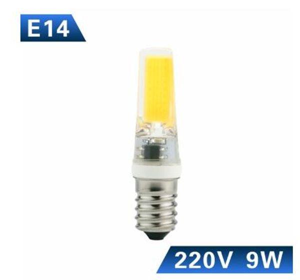 E14 9W 220V