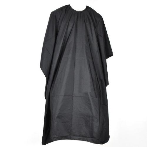 Soft Pro Salon Barber Wrap Coloring Hairdressing Gown Hair Cut Cape Gown