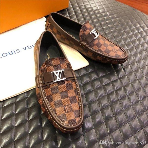 Mens pattini a corsa Lusso traspirante Lontano Sneaker Scarpe pour hommes con la scatola dei pattini casuali per la versione di alta qualità dell'annata degli uomini