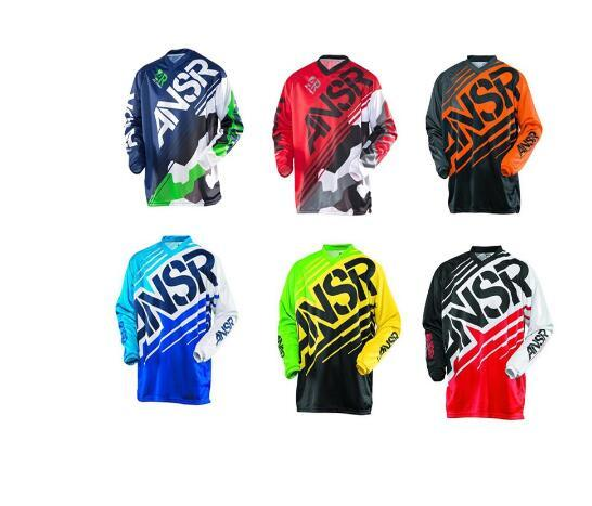 2019 New Arrival Ropa Maillot Moto Jersey Off Road BMX MX Racing Bike Clothing Bicycle Breathable Downhill Jersey MTB Shirt