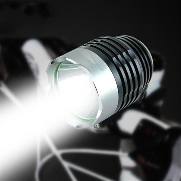 4 colori luce per bicicletta 3000 lumen 3 modalità bici Q5 LED ciclismo luce anteriore luci bici torcia lampada faro impermeabile