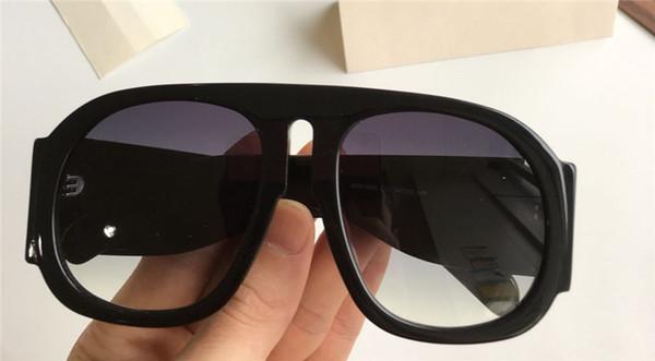 Высокое качество мужские солнцезащитные очки женские солнцезащитные очки 0152 Мода Butterflyl рамка тенденция авангардный стиль солнцезащитные очки благородные очки идут с чехлом