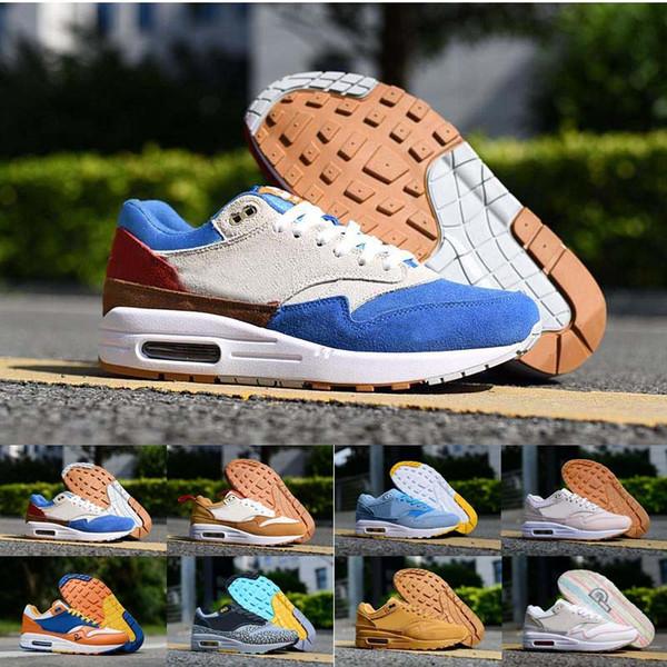 Designer 1 Premium Retro Atmos Elephant Guava Ice Albert Heijn Centre Pompidou Blue Mars Yard Running Shoes 1s What the Women Mens Sneakers
