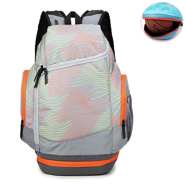 Large Basketball Bag For Sports Outdoor Basketball Backpack Bag For Men Fitness Travel Trainning Gym Hiking Mountain Backpack #159385