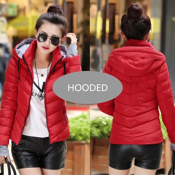 Red - Hooded