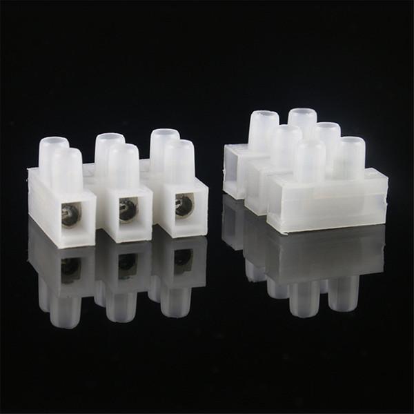 500-3 P Bağımsız Binding Post PP + Alaşım Terminali Muz Fiş 450 V PA10 Binding Post Splice Terminali Binding Post