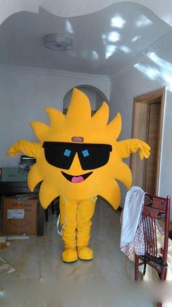 Christmas Carnival Theme Outfit.Sun Sunshine Mascot Costume Cartoon Sunflower Anime Theme Character Christmas Carnival Party Fancy Costumes Adult Outfit Buy A Mascot Elf Mascot
