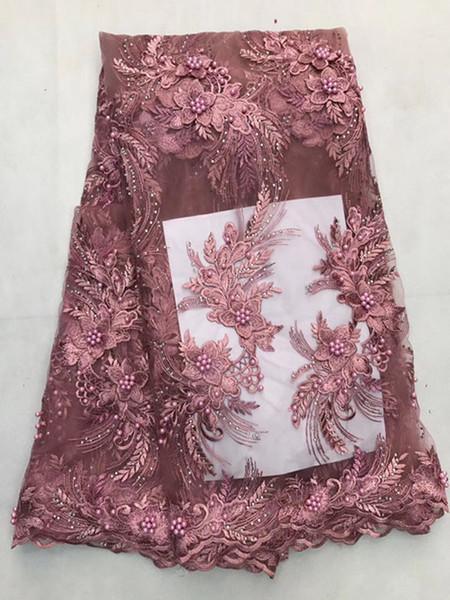 Zjl170 Новые Конструкции Африканский Швейцарский Вуаль Кружевной Ткани Высокого Качества Обычная Французская Чистая Кружевная Ткань С Камнями Для Weddng Платье