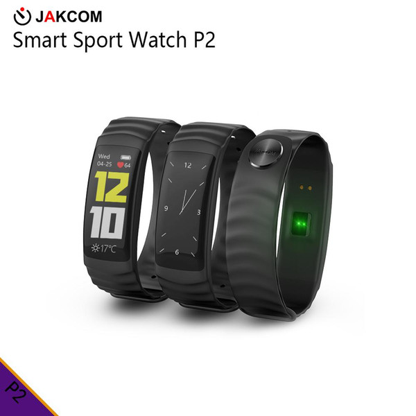 JAKCOM P2 Smart Watch Hot Sale in Smart Wristbands like drone with camera game fit board android