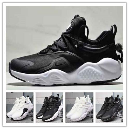 Huarache 8.0 Air Shoes city move fashion Black White running shoes trainers men designer sneakers Hiking jogging outdoor men sport shoes hot