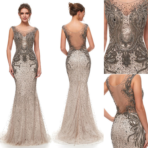 Beaded Vintage Gowns