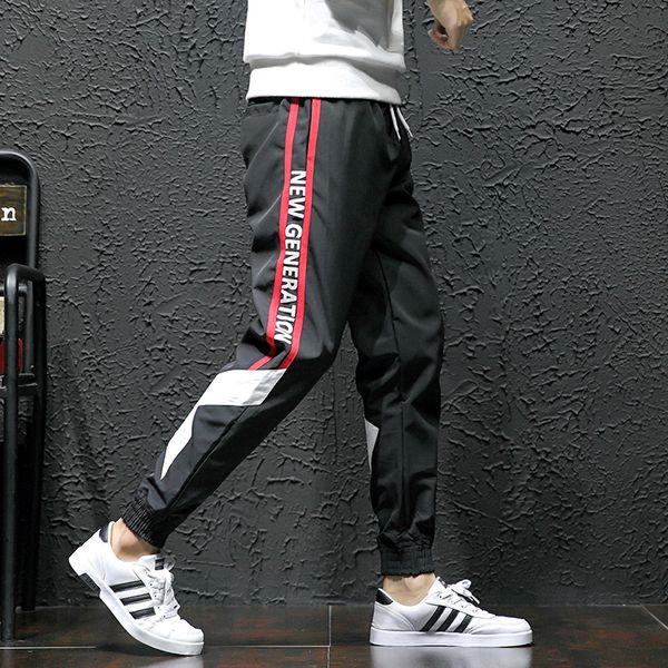 pantalons de survêtement pour hommes pantalon décontracté pour garçon, pantalon décontracté, plus la taille 3XL 4XL 5XL