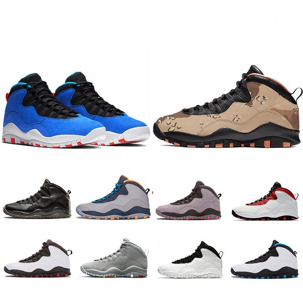 Top Fashion Desert Camo Tinker 10 10s Basketball Shoes 2019 Westbrook Cement Designer Shoe Men Cool Grey Fusion Red Mens Sports Sneakers