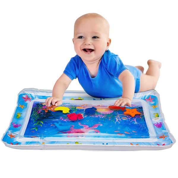 Cuscino gonfiabile gonfiabile del bambino Cuscino gonfiabile creativo multifunzionale del bambino Cuscino gonfiabile molle di attività della stuoia di acqua