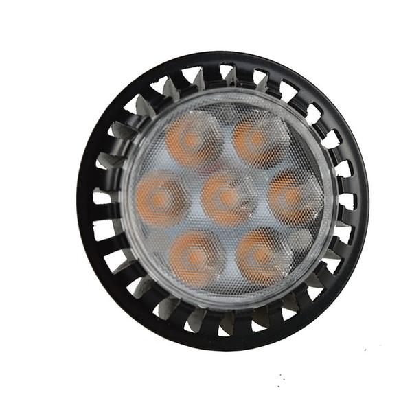 2pcs / lot LED Bulb 220V GU10 MR16 3W 5W Spot Light Lampada lampada più densa diffusione 2835 Bombilla portato Ampul casa plafoniera