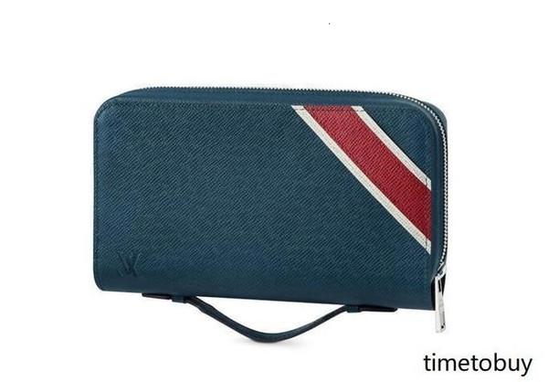 2019 Zippy Xl Wallet M64019 Men Belt Bags Exotic Leather Bags Iconic Bags Clutches Portfolio Wallets Purse