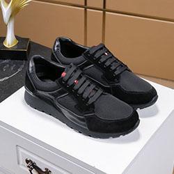 Style nouveau designer italien chaussures casual hommes de mode chaussures de sport Cloudbust cuir de haute qualité et des chaussures en tissu 100816