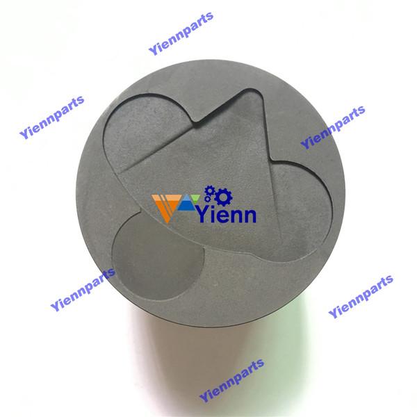 Комплект поршня V3300 Alfin 1C010-21110 с комплектом поршневых колец для генераторной установки Kubota SQ3350SW All Kubota V3300 Dsl