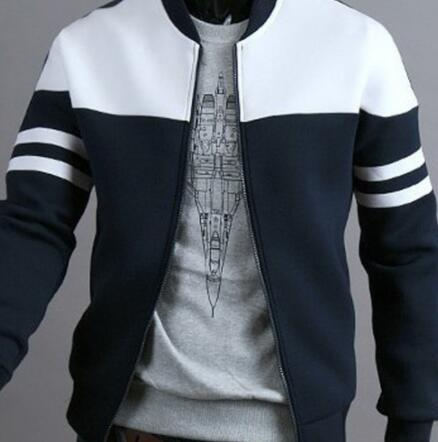 top popular 2020 Jacket Men Fashion Casual Loose Mens Jacket Sportswear Bomber Jacket Mens jackets men and Coats Plus Size M- 3XL 2020