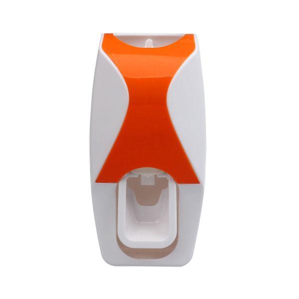 Conjunto de Dispensador de Creme Dental Preguiçoso Automático 5 Escova De Dentes Titular Montagem Na Parede Eletrodomésticos Conjuntos de Acessórios Do Banheiro Venda Quente wh0473