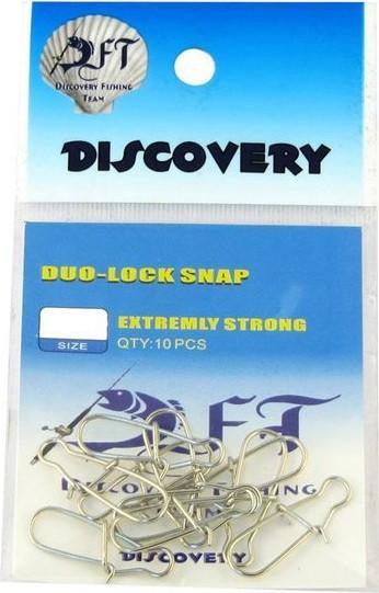 top popular Discovery Cjs032 Duo Nickel Snap-Lock No. 05 1 10 Ship from Turkey HB-001157474 2019