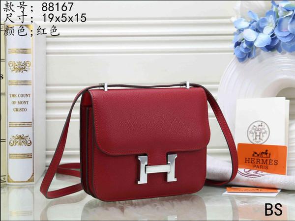 2019 Design Handbag Ladies Brand Totes Clutch Bag High Qukm4kality Classic Shoulder Bags Fashion Leather Hand Bags D000659