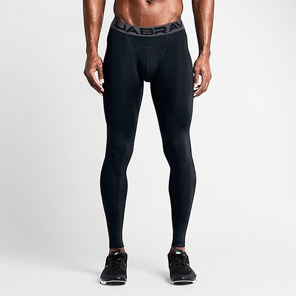 Men/'s Compression Legging Gym Sports Basketball Long Pants Breathable Quick-dry
