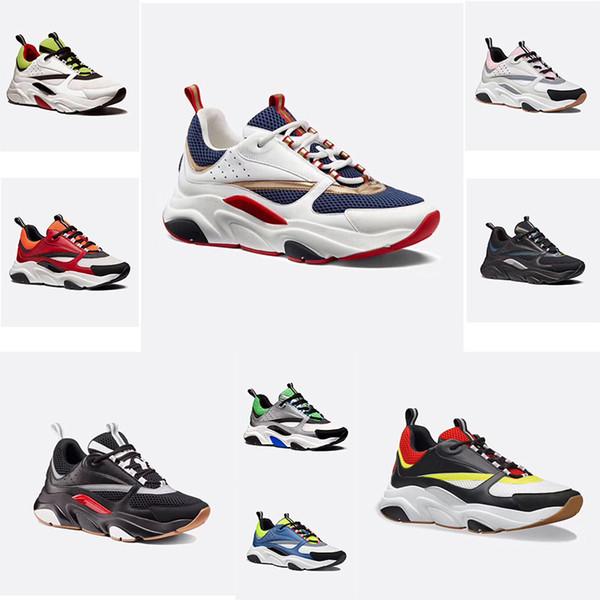 2019 nouvelles chaussures de sport B22 de haute qualité pour hommes, chaussures de sport, dames de la marque de designer française, chaussures de sport
