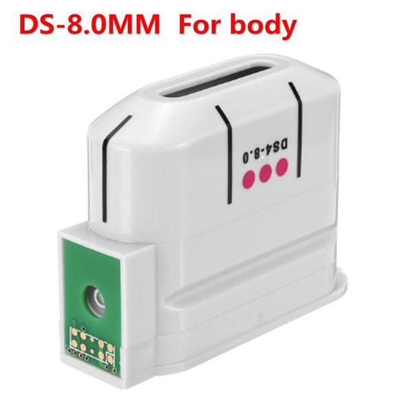 8.0mm cartridge for body