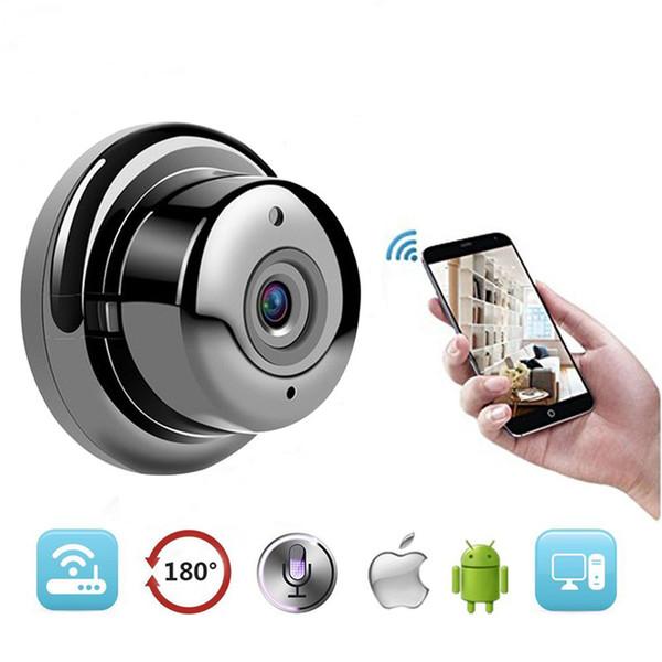 Wireless IP Camera HD 720P Mini Wifi Camera Network P2P Baby Monitor 960P CCTV Security Video Camera with IR-cut Two Way