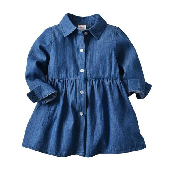 1dd07e4eea Ropa de diseñador para niños vestidos para niñas ropa de diseñador para  bebés Ropa vaquera Vestidos