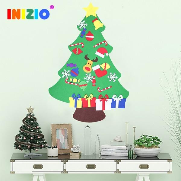 2019 Diy Christmas Tree Santa Candy Tree Child Gift Hanging Decor Christmas Decorations For Home High Quality Gift Christmas Decors Christmas Decors