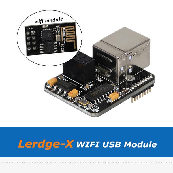 1pc Lerdge 3D Printer Parts WIFI USB Expansion Module For Online Printing For Lerdge-X Lerdge-K 3D Printing Mainboard