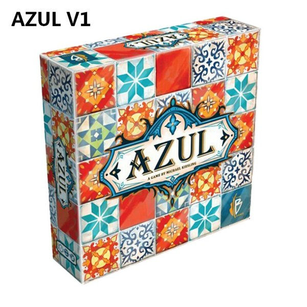 2020 Azul Board Game Party Tablet Card Game Витраж Синтра Fun Puzzle Несколько игр игрока Play Mat